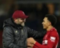 'Champions League is a welcome relief for Liverpool' - McAteer glad of break from Premier League title race