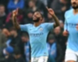 Man City's Sterling could go down as an all-time Premier League great - Cole