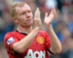 Man Utd legend Scholes takes on first managerial role at Oldham