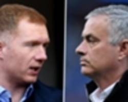Paul Scholes the manager – what can we expect from Mourinho's biggest critic?