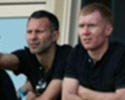 Scholes will tap into Man Utd contacts after inheriting Oldham hot seat