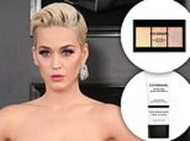 Katy Perry's Grammy Awards beauty look cost less than $100