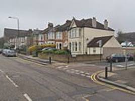 Schoolgirl, 11, dies from her injuries after she was hit by a car