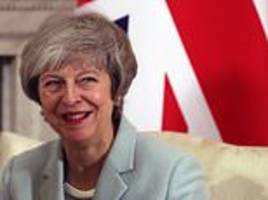 Theresa May 'to quit this summer': PM 'hints to friends she will go at a time after Brexit'