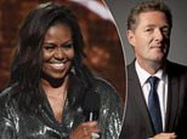 piers morgan: why michelle obama is trump's worst nightmare