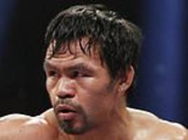 manny pacquiao could retire if rematch with floyd mayweather falls through, says trainer
