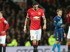 'they didn't let me have my best time': psg star angel di maria opens up ahead of man united return