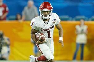 WATCH: Colin Cowherd reacts to news that Kyler Murray is fully committed to being an NFL QB