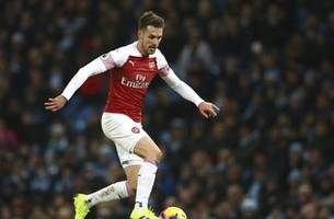 Juventus signs Aaron Ramsey from Arsenal from next season