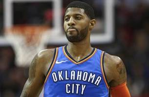 Cris Carter on Paul George: 'He's the best dual player in the NBA'
