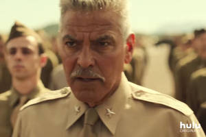 'catch-22': everyone tries to get out of world war ii in george clooney's hulu limited series (video)