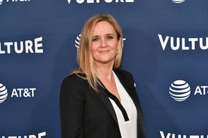 samantha bee's 'full frontal' sets 2nd 'not the white house correspondents' dinner' special (video)