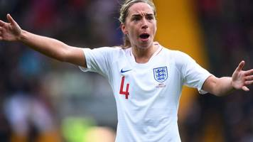 Jordan Nobbs: England vice-captain on the moment she knew her World Cup dream was over