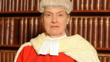 high court judge apologises after falling asleep