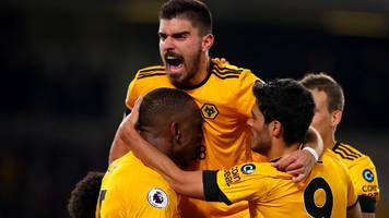 wolverhampton wanderers 1-1 newcastle united: willy boly header denies newcastle