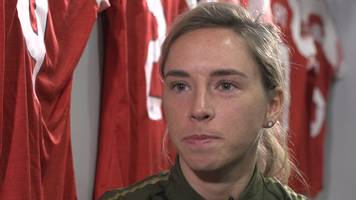 women's world cup: jordan nobbs misses out with acl injury