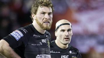 scott taylor: hull fc prop banned for three matches