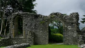 'massive response' to strata florida abbey open day