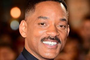 disney give us a first look at will smith as the genie in remake of aladdin