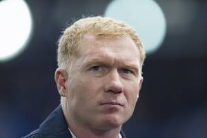 paul scholes confirmed as oldham athletic manager