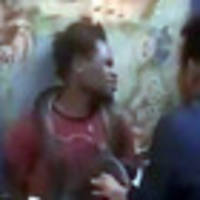 Indonesian police terrorise man with live snake during interrogation