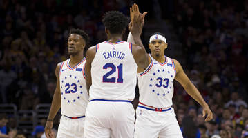 Tobias Harris and the Sixers Are One of NBA's Toughest Puzzles to Crack
