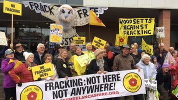Fracking refused at second site in Lancashire