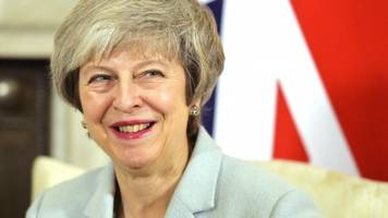 Brexit: Theresa May says MPs must hold their nerve