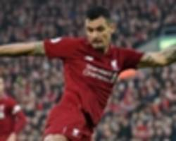 lovren running 'tight race' for liverpool as fabinho nurses pre-bayern knock