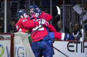 Red-hot Kuznetsov has 4 points, Capitals beat Kings 6-4