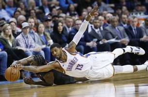 Westbrook's triple-double streak at 10, Thunder beat Blazers