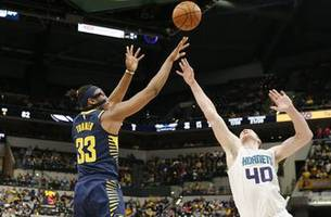 Pacers earn sixth straight victory, 99-90 over Hornets