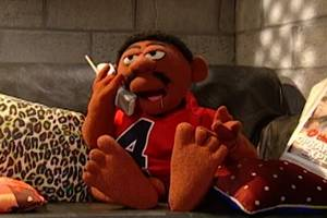 comedy central is bringing back 'crank yankers' with jimmy kimmel and adam carolla