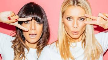 tess daly and claudia winkleman to take on comic relief danceathon