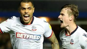 birmingham city 0-1 bolton wanderers: visitors get first away win since august