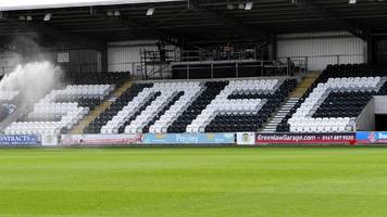 st mirren vow to find and ban fans who 'spat' at 'unconscious' supporter