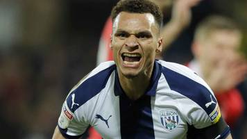 west bromwich albion 2-2 nottingham forest: jay rodriguez penalty earns hosts draw