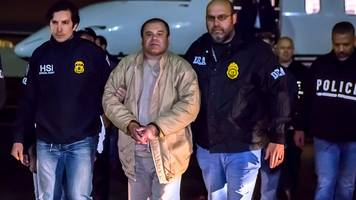 Jury Finds 'El Chapo' Guilty In New York Trial