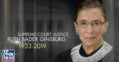 justice ginsburg made a public appearance last week — but the internet still thinks she's dead