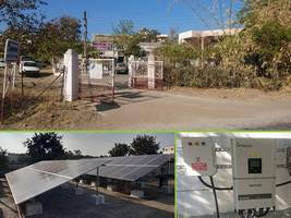 Growatt Donates Inverter to Indore Cancer Foundation's Rooftop Solar Plant Project