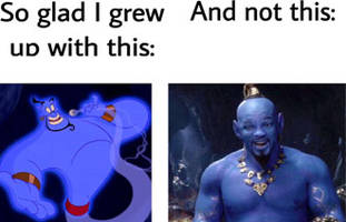 People Can't Stop Roasting Will Smith As The Genie