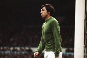 Tributes paid as England World Cup-winning goalkeeper Gordon Banks dies aged 81