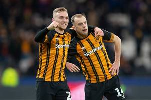 'jarrod bowen and kamil grosicki the best in the championship,' says rotherham boss