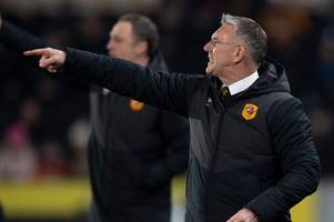 nigel adkins refuses to criticise hull city players but admits team have 'missed an opportunity'