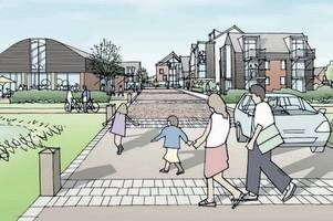 350 new homes will be built in thornbury after high court overrules council