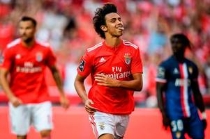 joao felix transfer: wolves and man united have been issued with this message