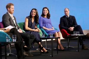 prince william breaks silence on arguments with prince harry and meghan markle and admits to 'disagreements'