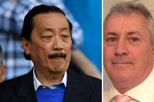 cardiff city owner vincent tan gives huge donation to search fund for missing pilot david ibbotson