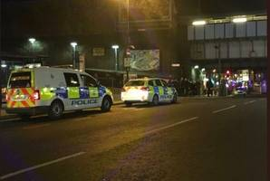 Teenager rushed to hospital after acid attack outside Romford station