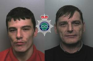 football fans jailed after fight erupts at stoke city's bet365 stadium